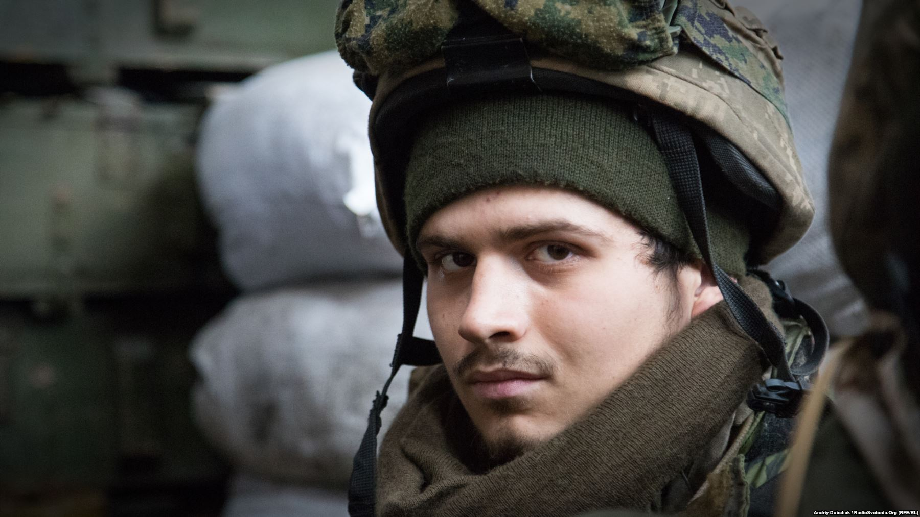 Оборонець Авдіївської «промки». Дмитро, 21 рік