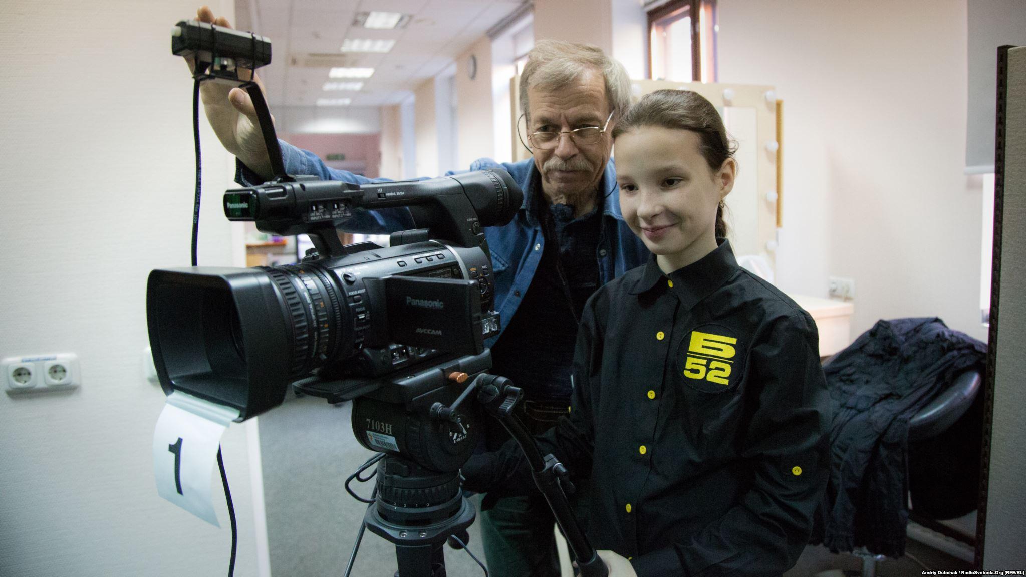 Фотогалерея: Діти на Радіо Свобода (фотограф Андрей Дубчак / Andriy Dubchak)