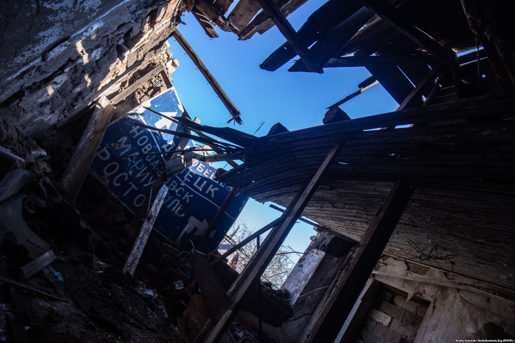 Фоторепортаж: Гранітне на Донеччині – життя та вибори попри війну