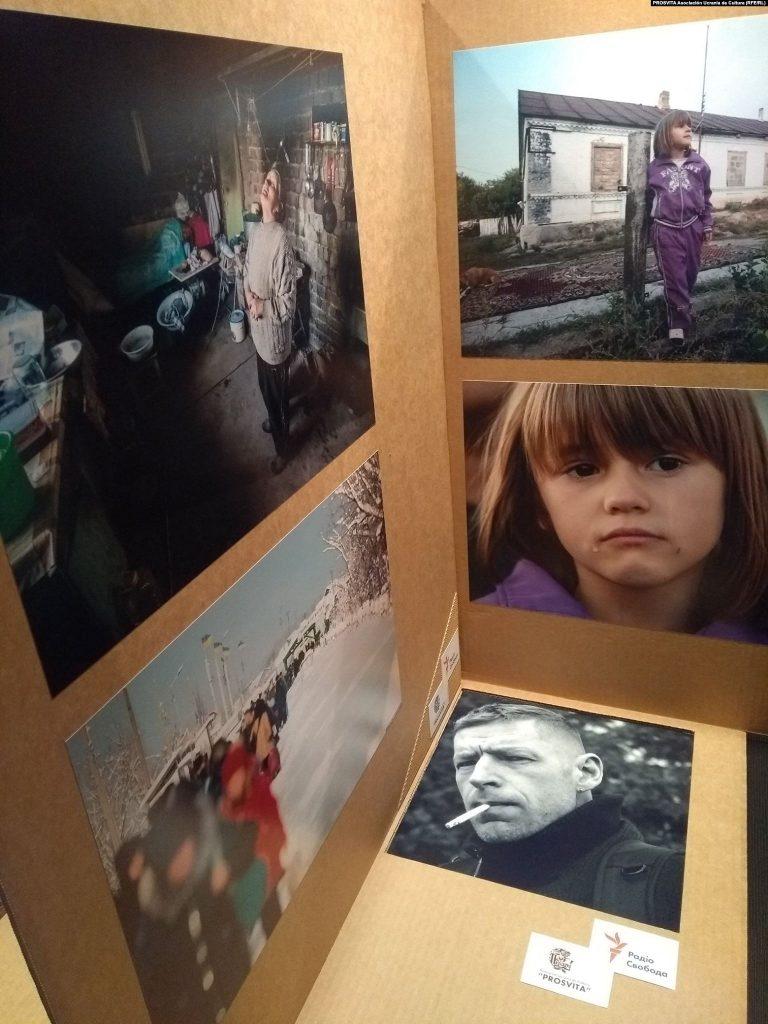 Фрагменти фотовиставки Андрія Дубчака у Аргентині