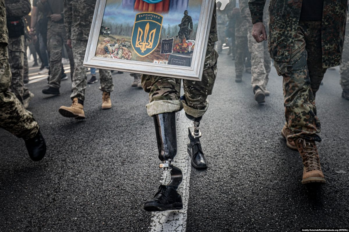 «Ми - Є!» Фото победитель международного фотоконкурса LifePressPhoto 2020. Автор - Андрей Дубчак