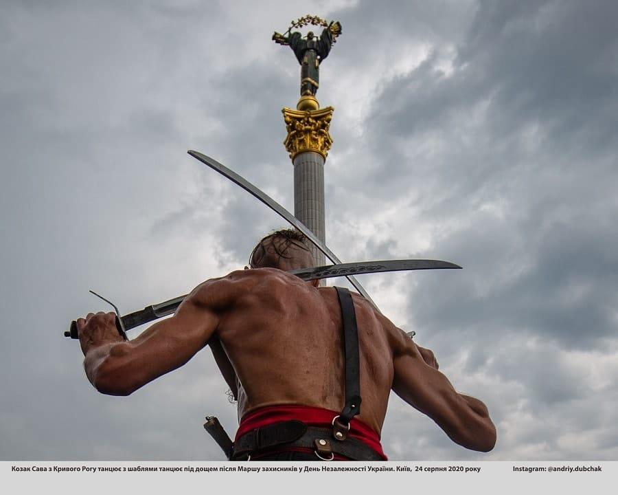 """Фотовиставка """"Золото Нації"""". Фотограф Андрій Дубчак"""